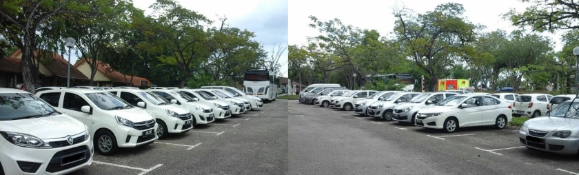 OUR CARS